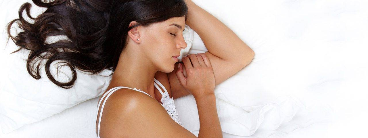 Sleeping Woman 1280X853 1280x480