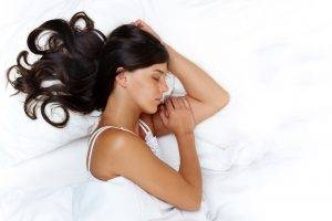 Sleeping Woman 1280X853