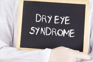 dry eye syndrome Hopewell and Lambertville