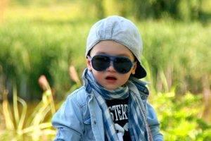 sunglasses boy cool kid | Nerf Guns & Eye Safety in Coronado, CA