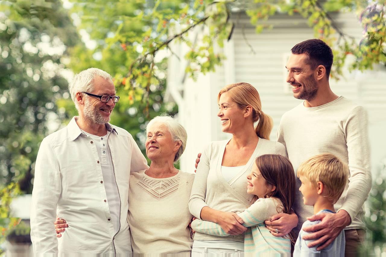 BB hero family generational