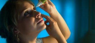 Woman Putting in Eye Drops 1280x480 330x150