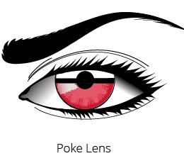 red eyes image