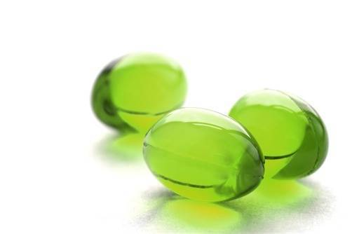 Omega 3 supplements for dry eyes