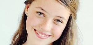 teen girl with Ortho-k Lenses