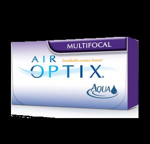 AIR OPTIX AQUA Multifocal BOX