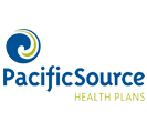 Pacific Source Health Plans Logo