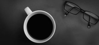 Black Coffee and Glasses 1280x480 330x150