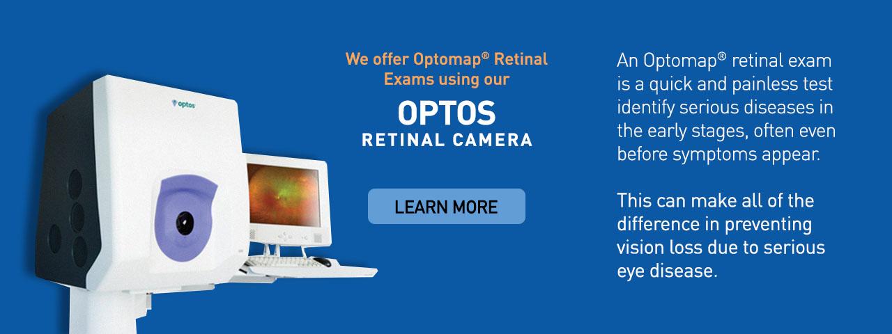 OPTOS Eye Care Equipment in Westlake, TX
