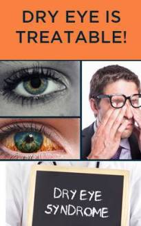 dry eye syndrome banner for Williams Eye Care in Plano, Frisco, and Fairview