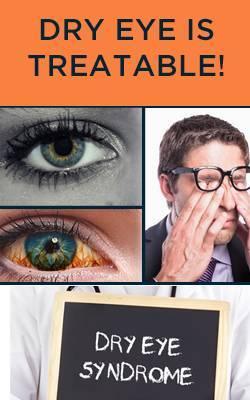 dry eye syndrome slideshow in Tillsonburg