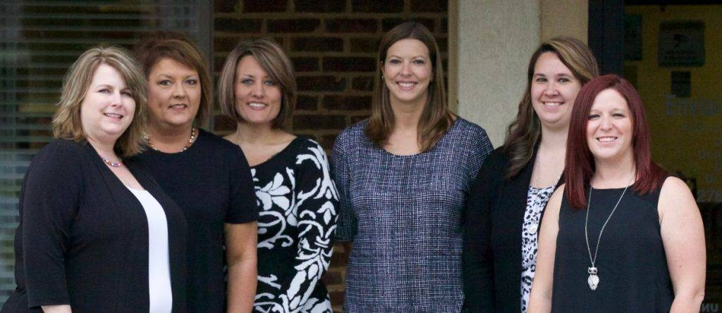 Marion Front Office staff