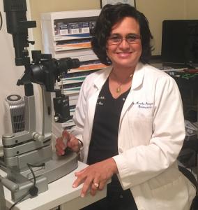 Dr Martha Ortega bio