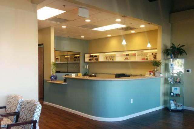 Office of Jan McVey optometrist in Glendale AZ