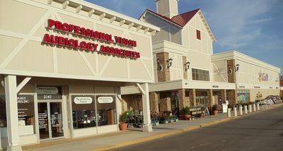 Timonium Square Shopping Center Eye Care Clinic - Professional Vision