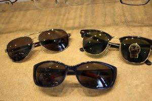 sunglasses from Eagan MN eye doctors