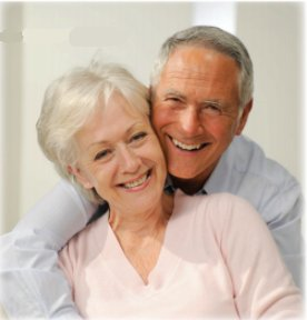 Elderly Couple in Jackson, Mobile Vision Services