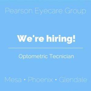 Optometric Assistant, Phoenix, AZ