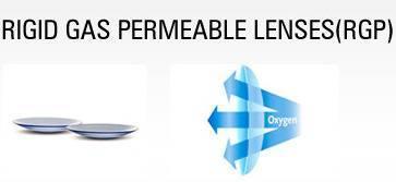 rigid gas permpable lenses plano, tx