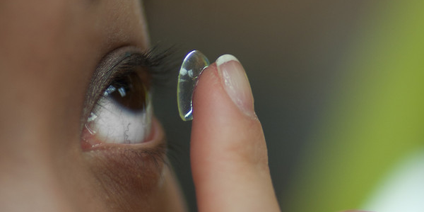 contact lenses plano
