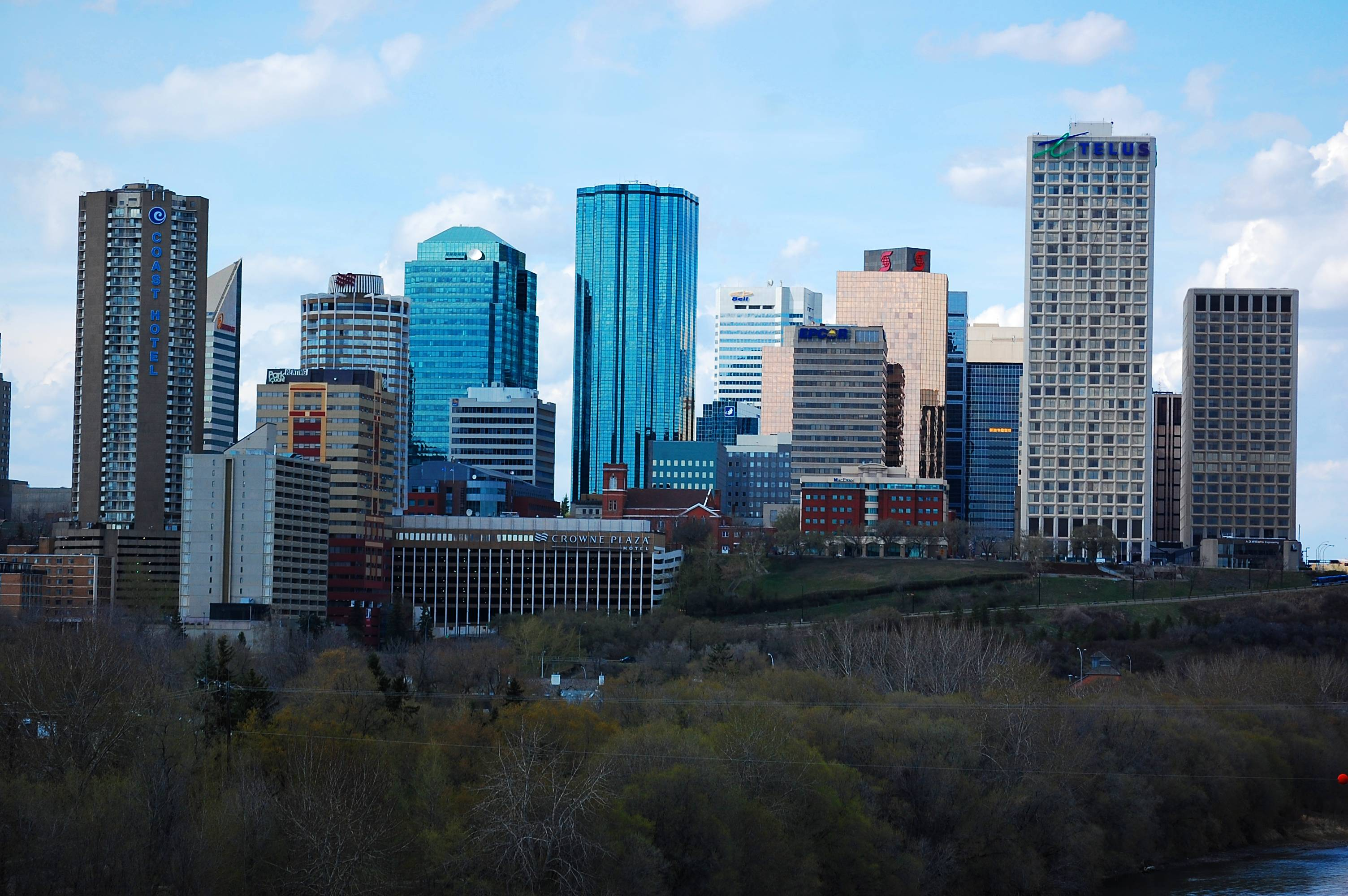 Edmonton_Downtown_Skyline_daytime