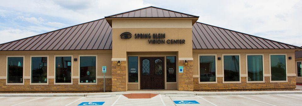 Spring Klein Vision Center Our Office