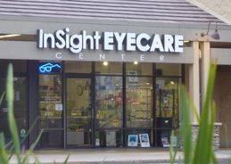 Scotts Valley clinic Insight Eyecare Center