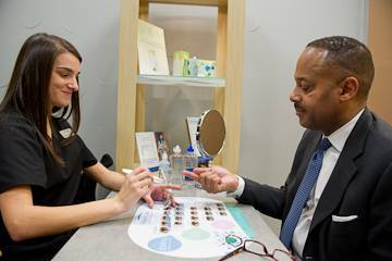 Las Colinas Vision Center - Contact Lens Examination 1
