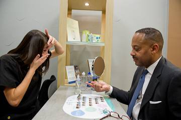 Las Colinas Vision Center - Contact Lens Examination 2