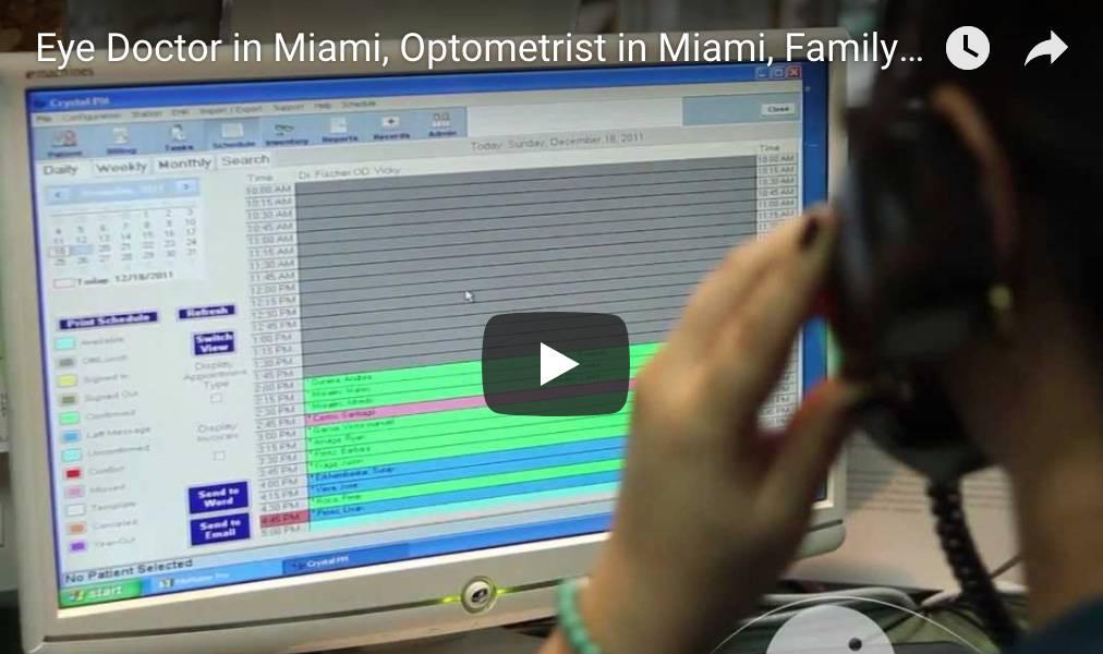 Miami Optometric video screenshot