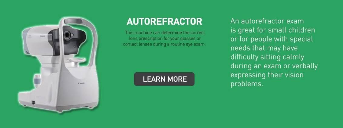 Autorefractor