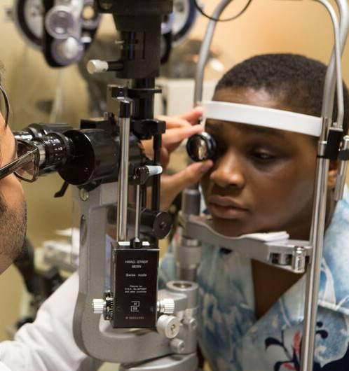 eye exam in montrose, co