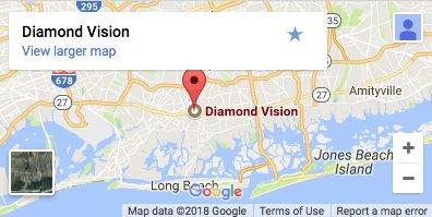 diamond vision location map