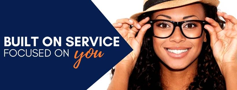 service focused on you overland optical