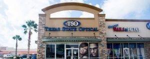 Texas State Optical Katy, TX, Storefront