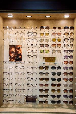 Designer Eyeglasses at TSO Greenspoint in North Houston, TX