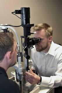 eye doctor allen tx