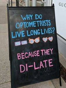 optometrists di late allen tx