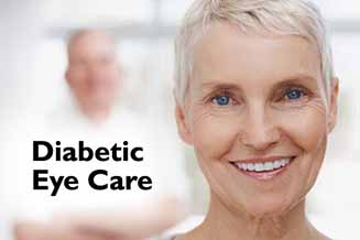 diabetes eye exam screening austin tx