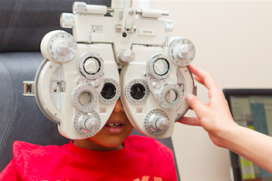 Child Eye Exam in Galveston TX