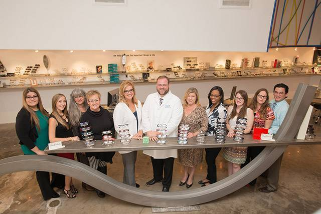 TSO Galveston Eye Care Team