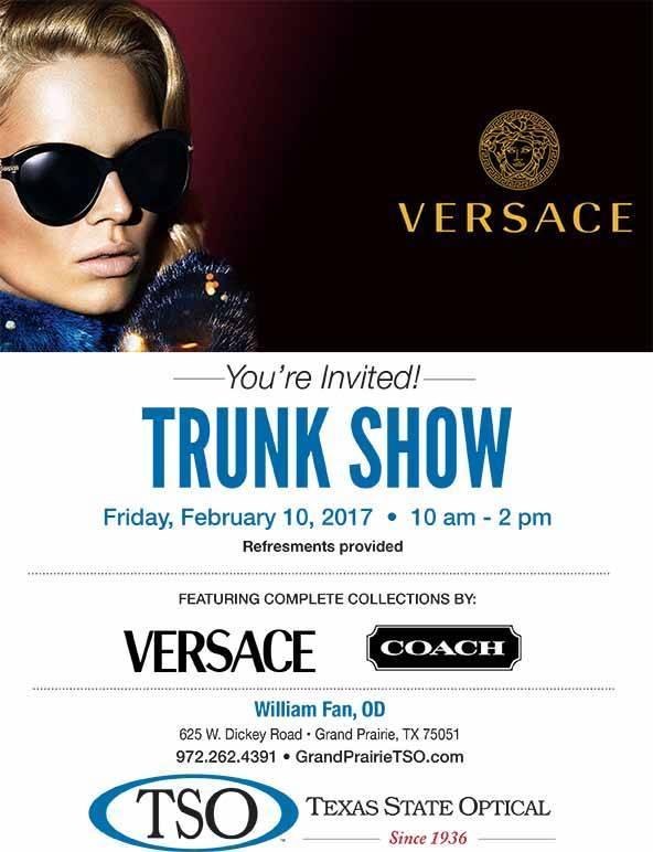 TSO Grand Prairie Trunk Show