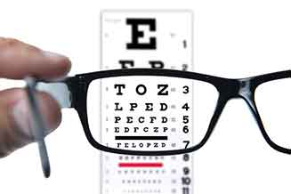 eye exam san antonio tx
