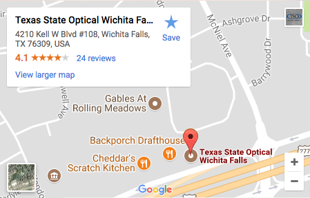Texas State Optical Wichita Falls