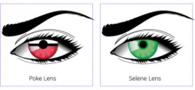 colored contact lenses - colored lenses