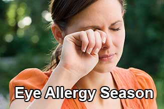 eye allergies mckinney tx