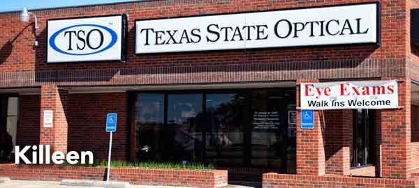 Optometrist in Killeen, TX