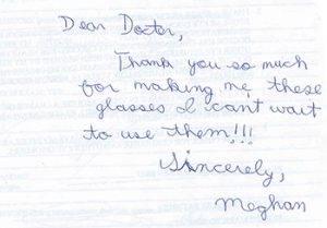 Meghan Letter