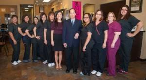 TSO Humble Staff, Eye Doctor, Eye Exam
