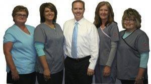 Schmidt Family Eye Care Staff